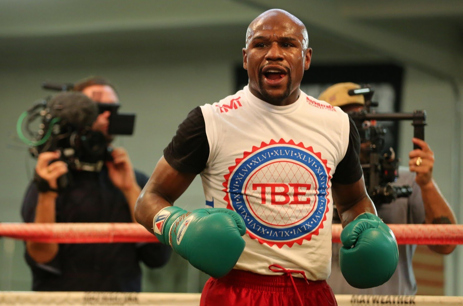 Floyd Mayweather Training: 5 Lessons From TBE • Strength ...